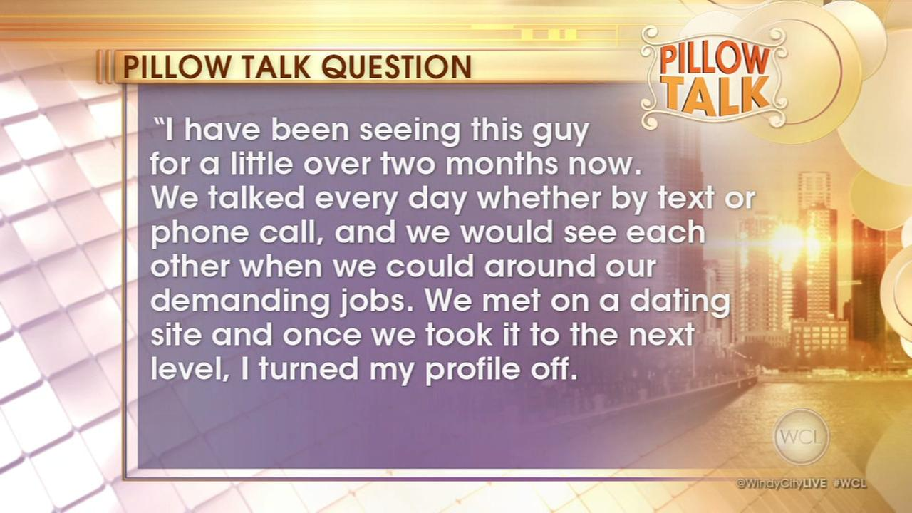 Pillow Talk:  The dating site