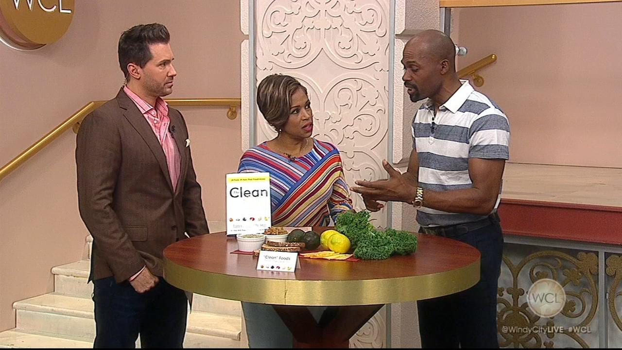 Dr. Ian Smith talks about nutrition topics, new book The Clean 20