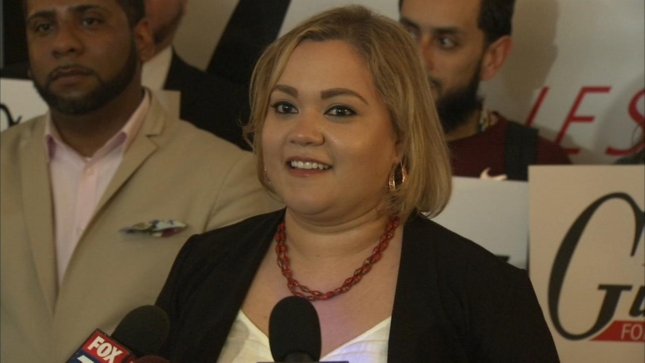 Jessica Gutierrez, daughter of congressman, joins Chicago alderman race