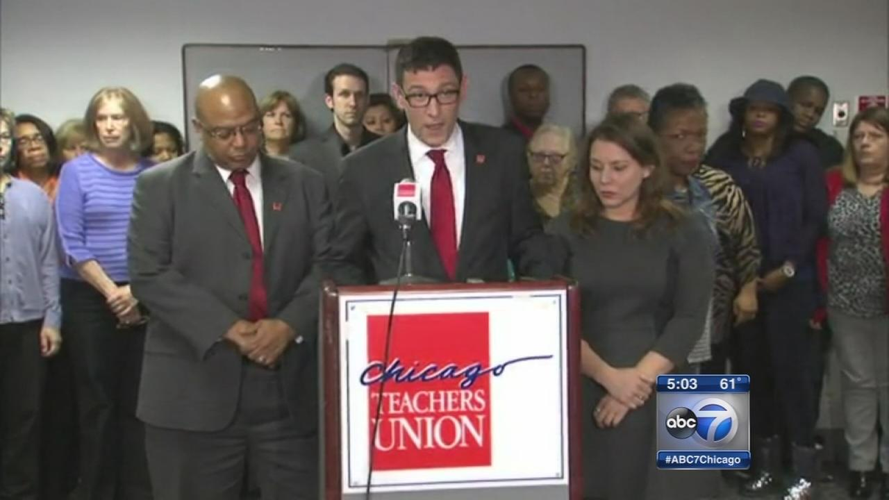 CTU VP assumes control of union after Lewis undergoes surgery