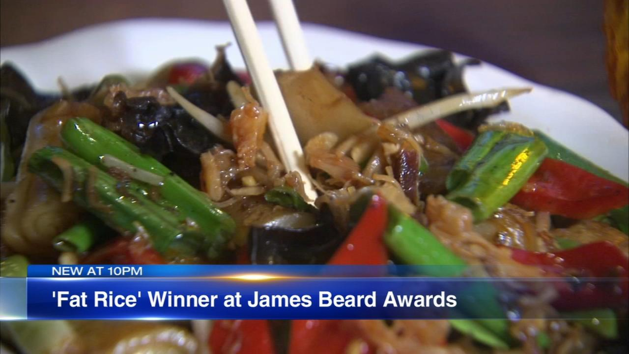 Fat Rice wins at James Beard Awards