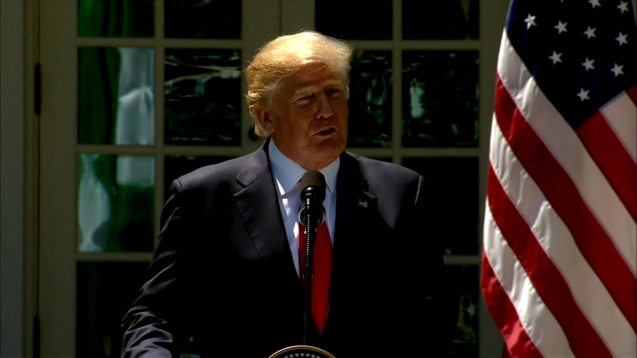 Trump to announce if US will support Iran nuclear pact