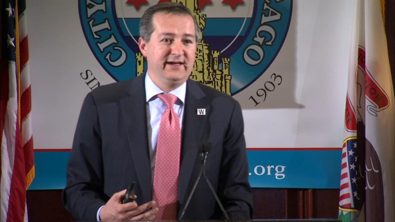 Cubs chair Tom Ricketts investing in new Chicago soccer team
