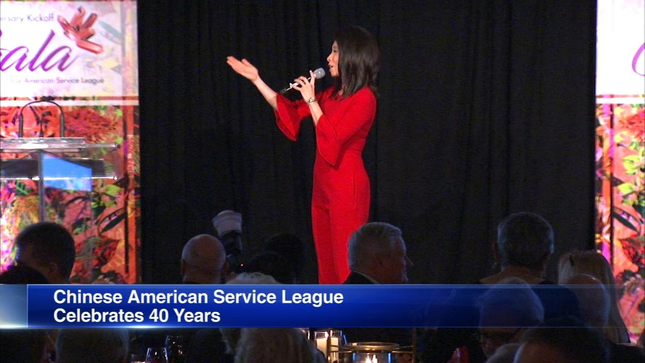 Chinese American Service League celebrates 40 years at gala