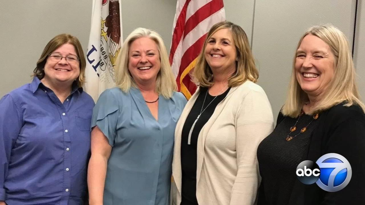 Kendall County Dems led by all-female board for first time