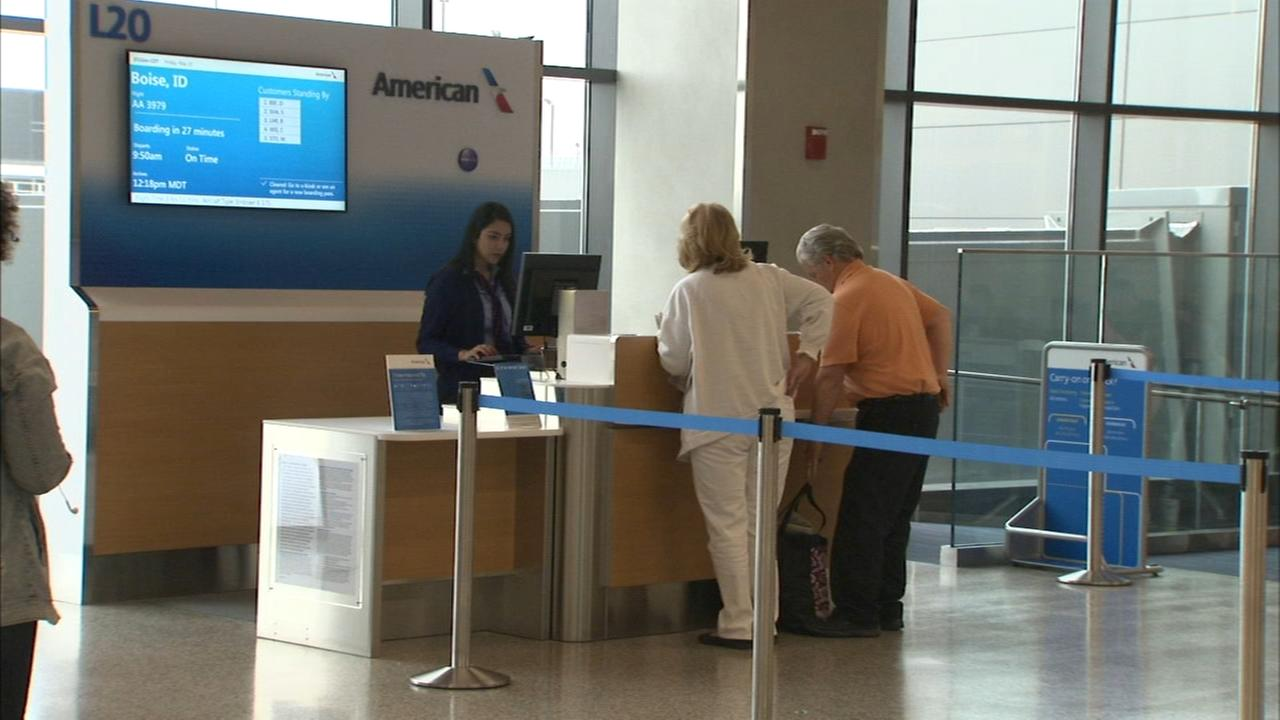 American Airlines to open new gates at OHare