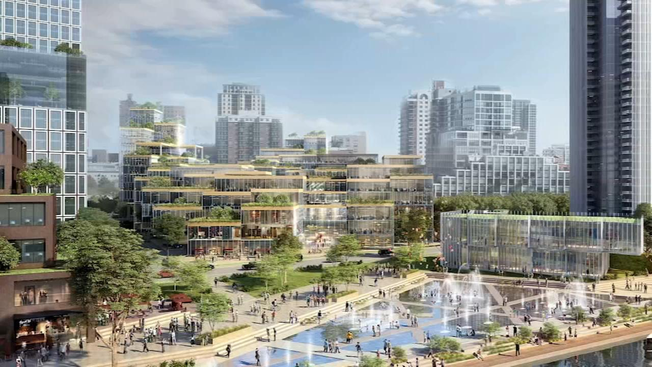 Massive new development proposed for South Loop
