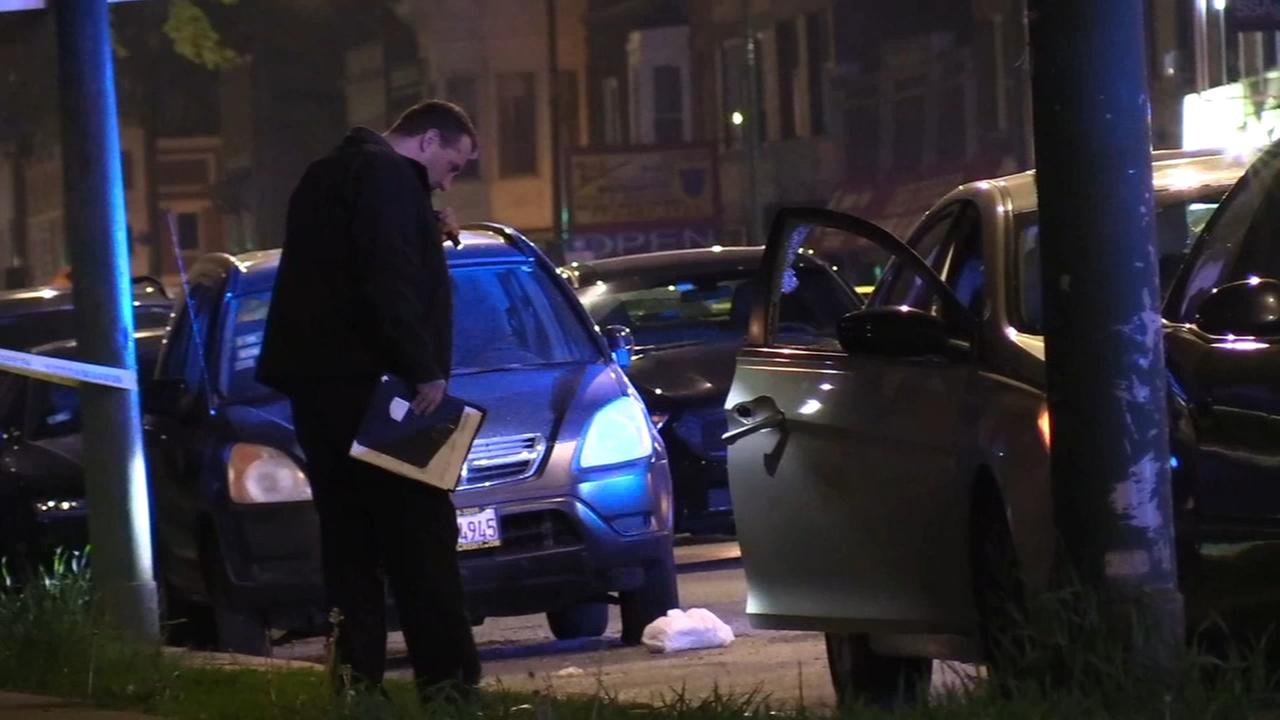 Man killed, woman critically wounded in Burnside shooting