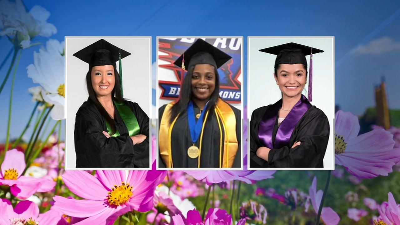 3 Chicago mothers hope to inspire others after graduating from college with honors