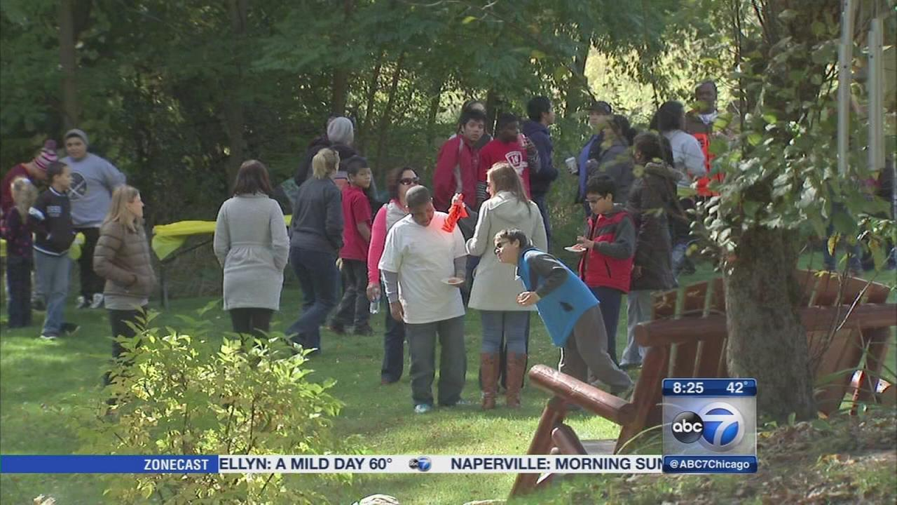 Rustic Falls Nature Camp A Retreat For Children With Autism