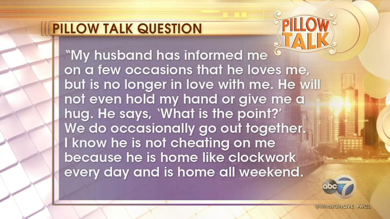 Pillow Talk: Loveless marriage