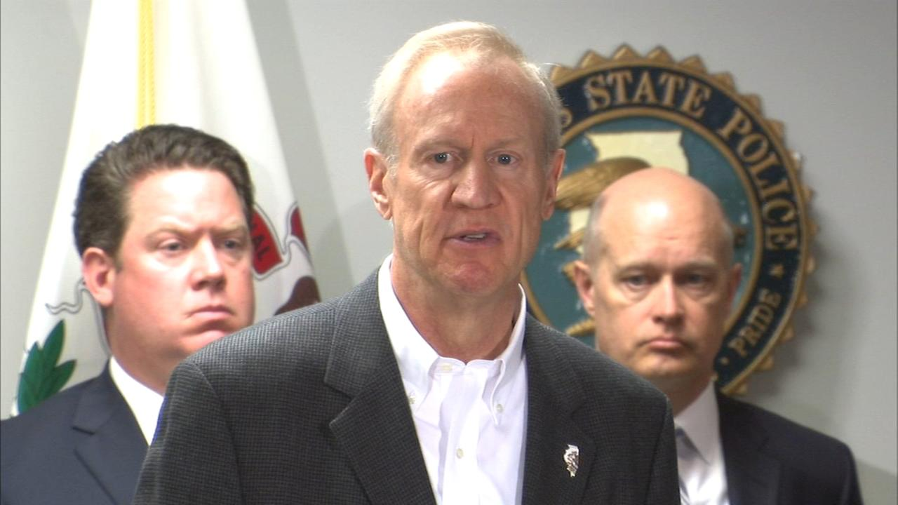 Rauner calls for narrow reinstatement of death penalty in Illinois