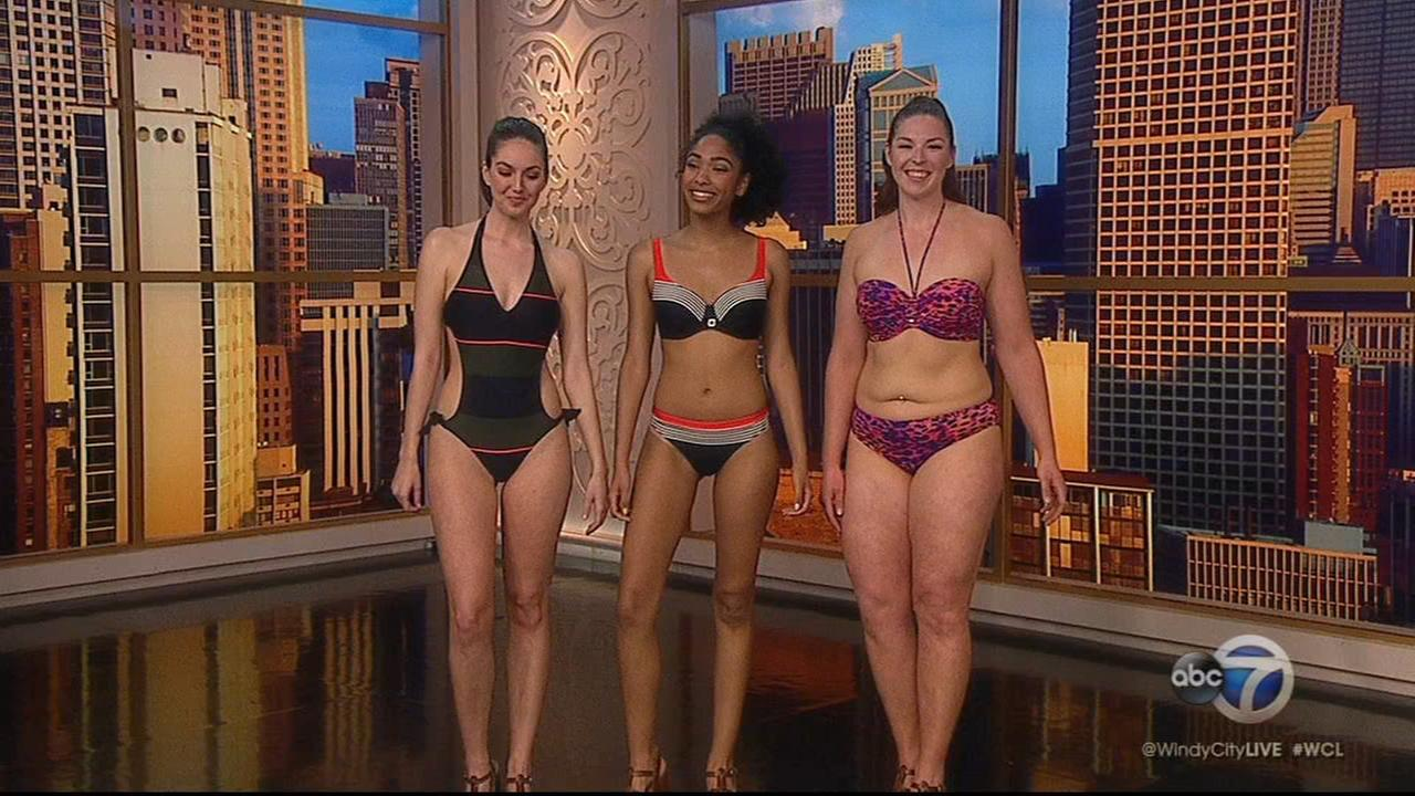 Bra sizing keeps swimsuits comfortable