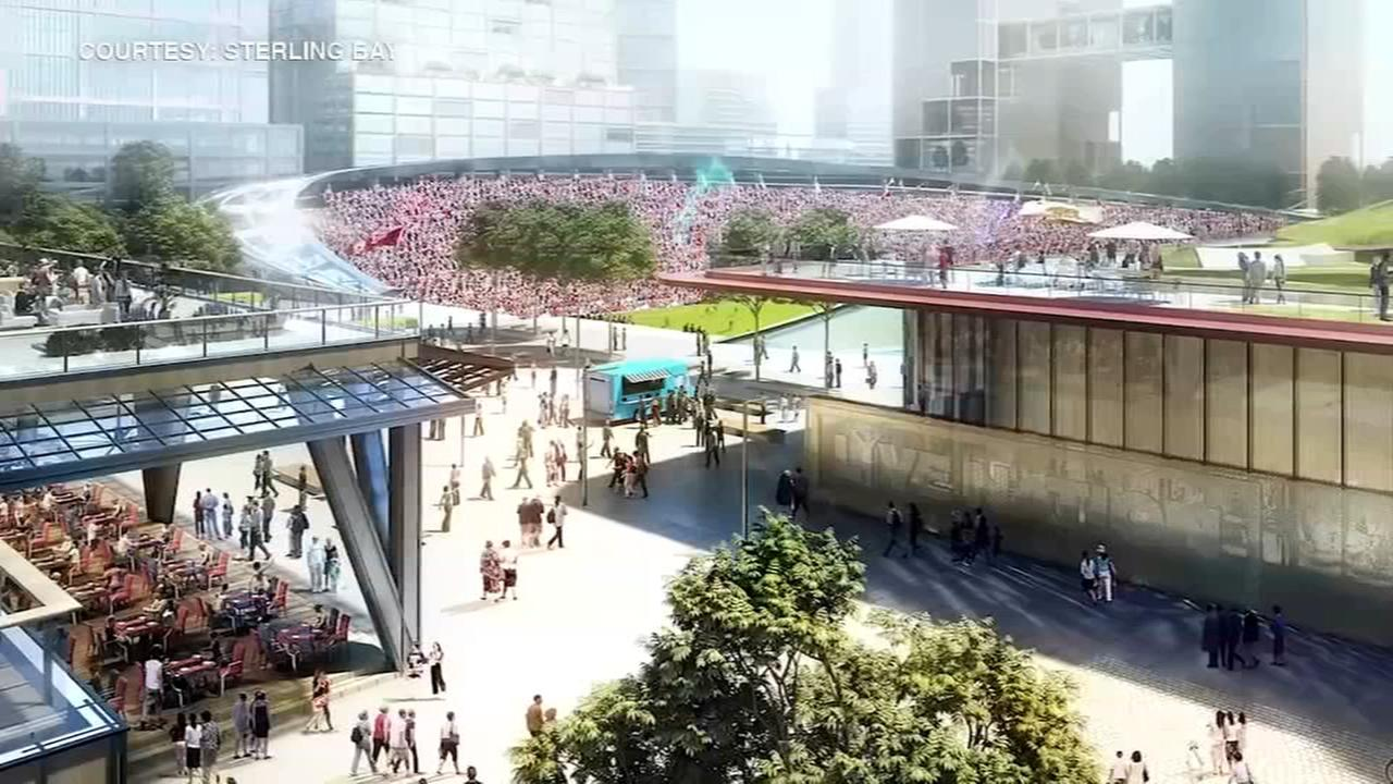 Lincoln Yards development could include several event venues, stadium