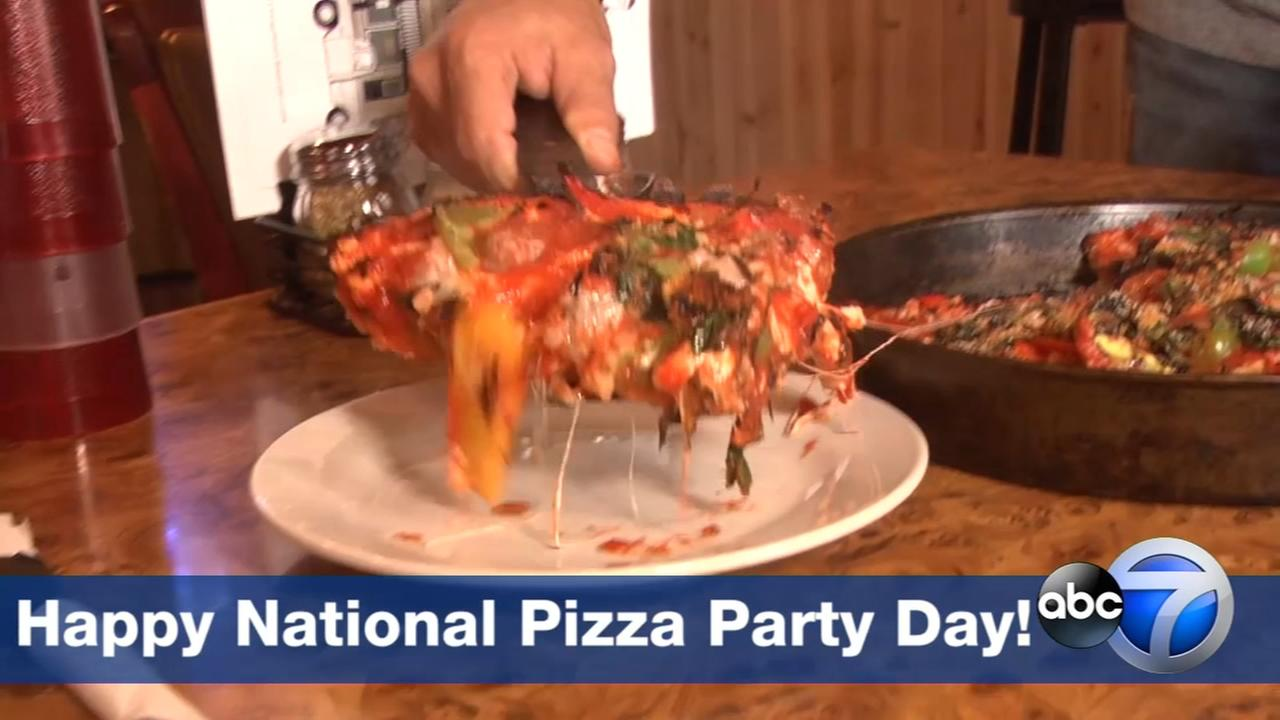 Happy National Pizza Party Day!