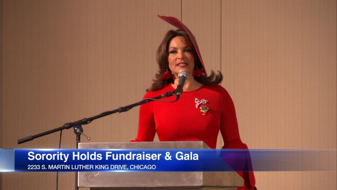 Delta Sigma Theta sorority gala raises money for CPS students
