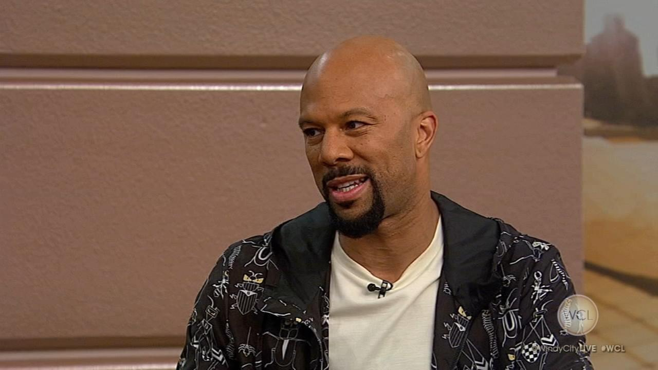 Award-winning Chicago Artist Common stars in the HBO film The Tale