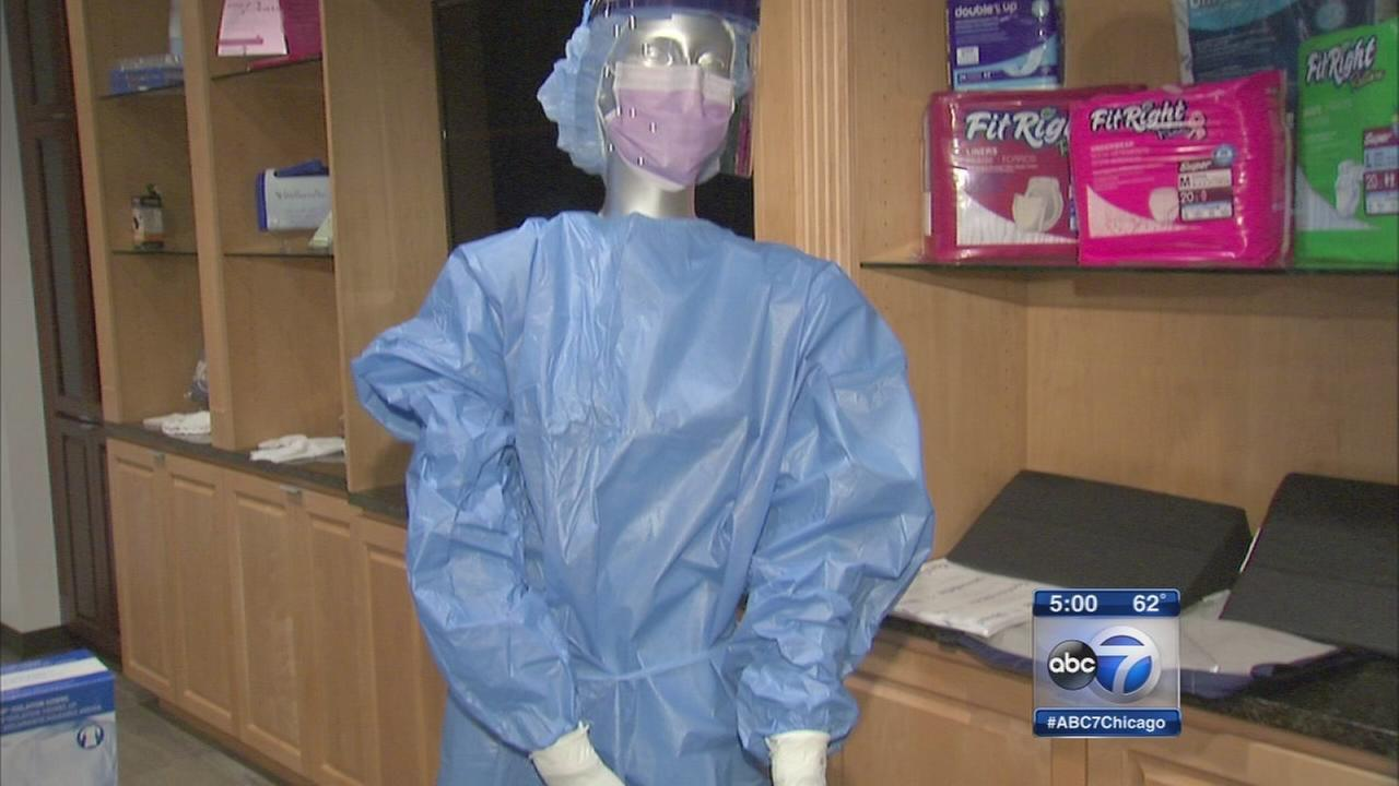 Ebola threat has Mundelein company?s protective suits in demand
