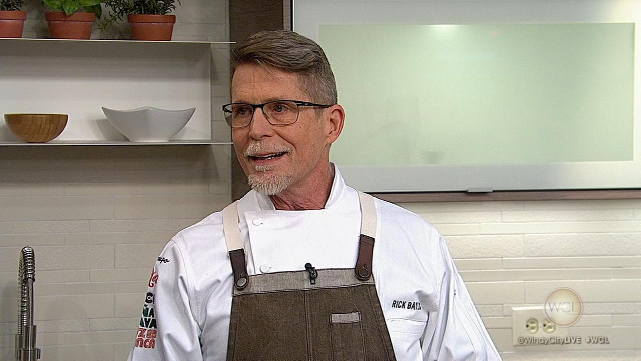 Chef Rick Bayless shares guacamole dip, talks Frontera products