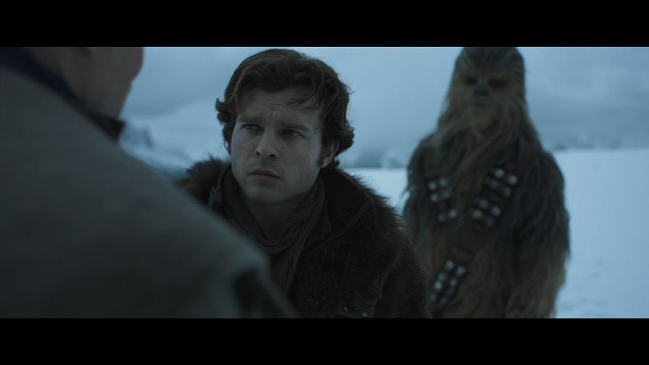 'Solo: A Star Wars Story' opens in theaters on Friday