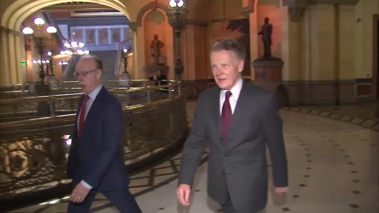 Speaker Madigan calls for investigation of retaliation complaints against him