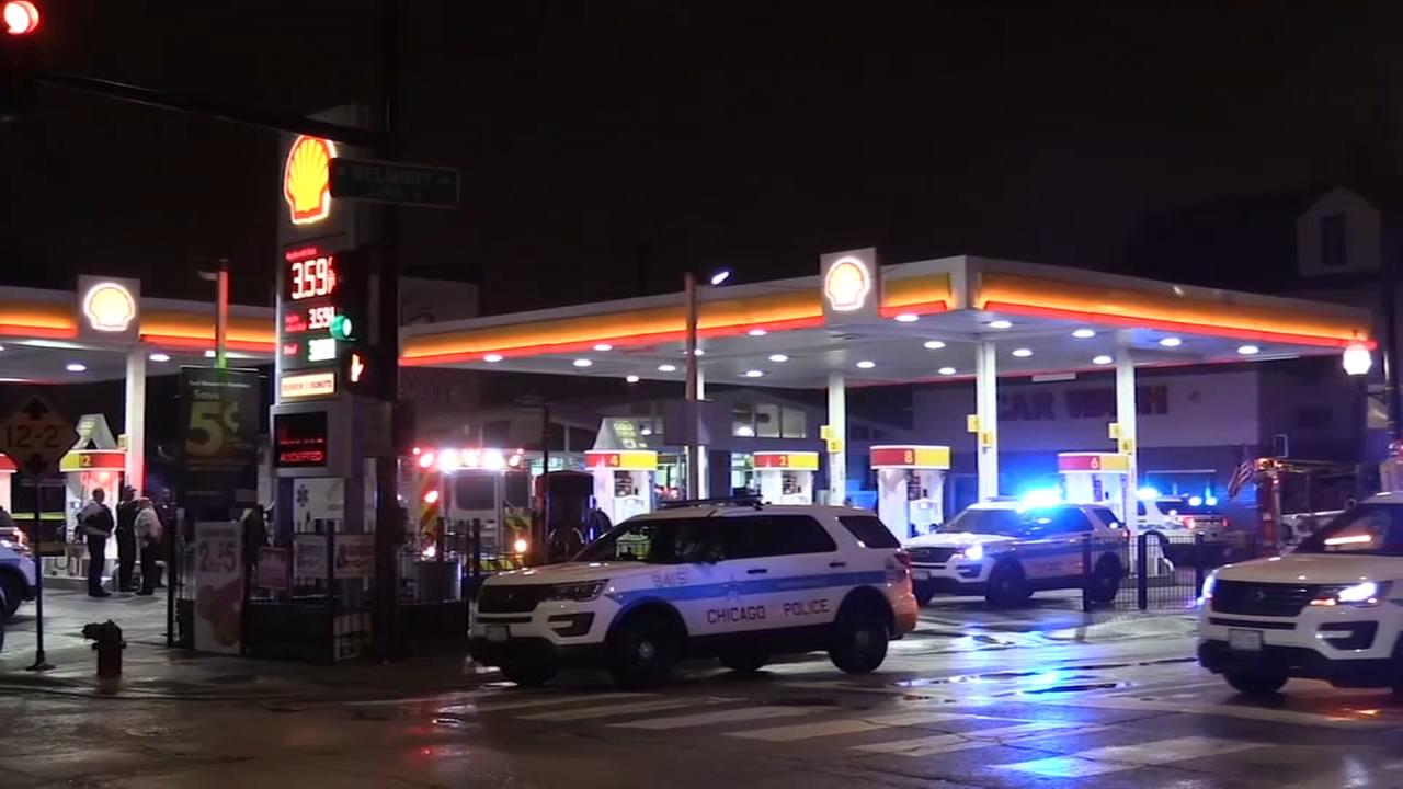 Surveillance video released in Avondale gas station shooting