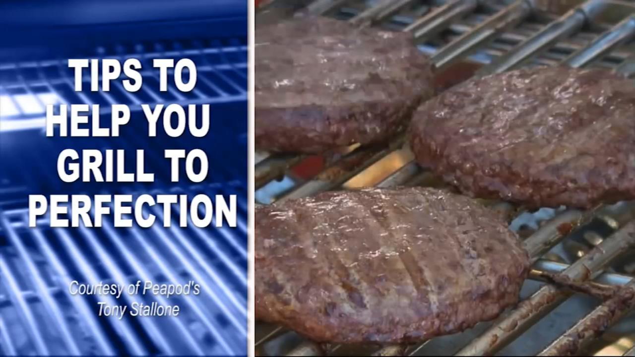 Memorial Day Weekend grilling tips