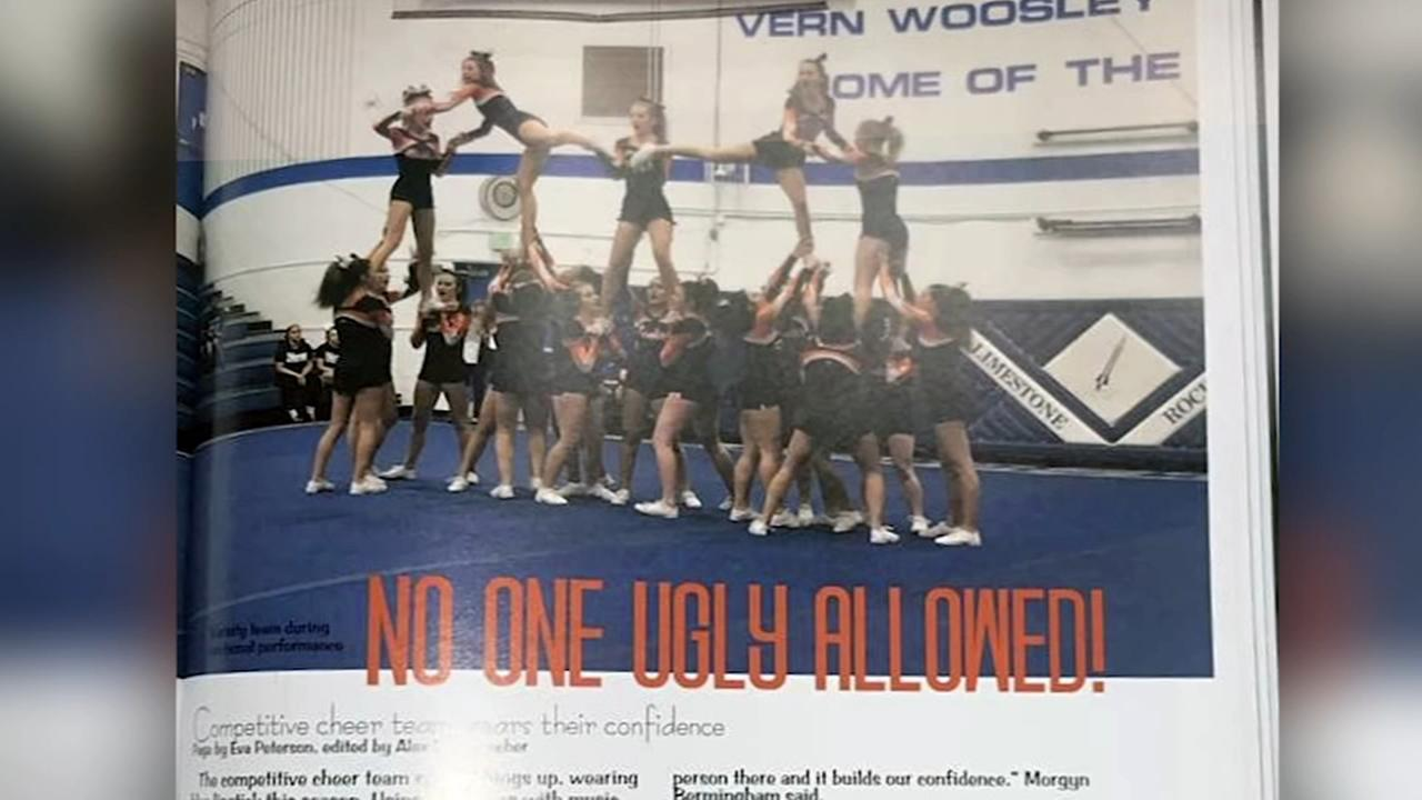 Principal in Oswego apologizes for yearbook caption