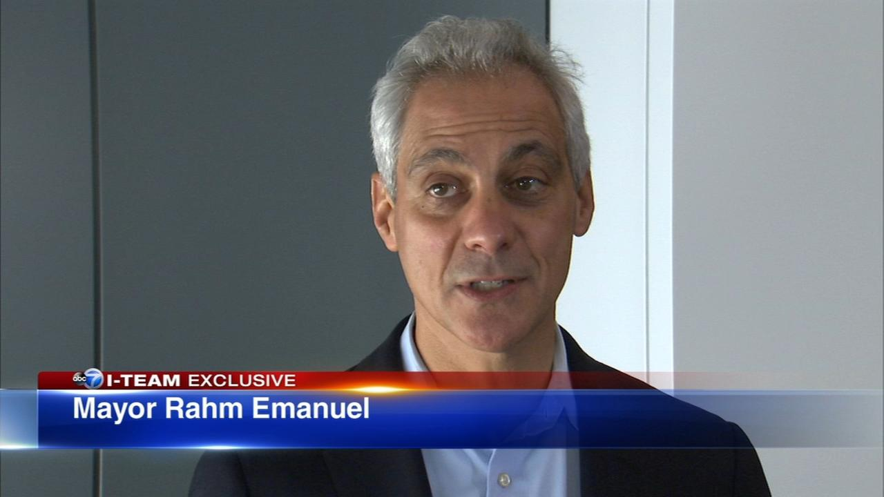 Mayor Emanuel responds to accused cop killers letter to I-Team