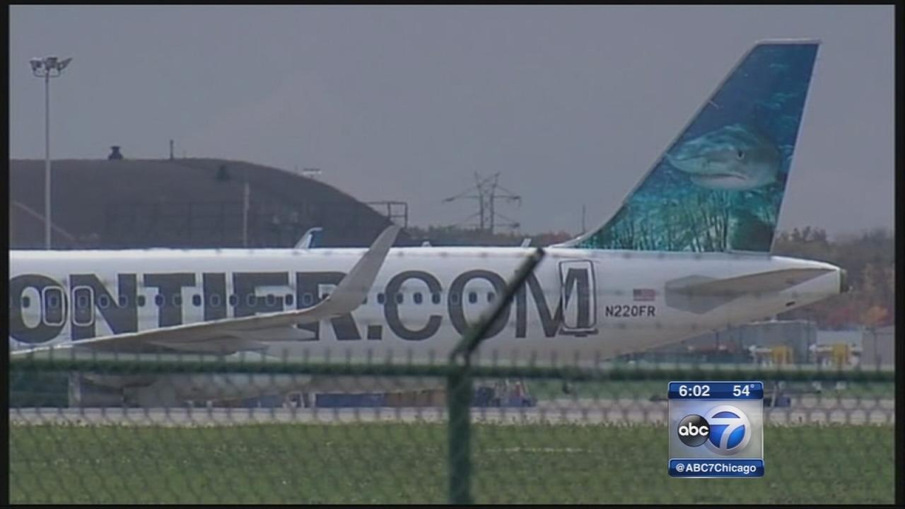 Plane that second Ebola victim took originated in Chicago