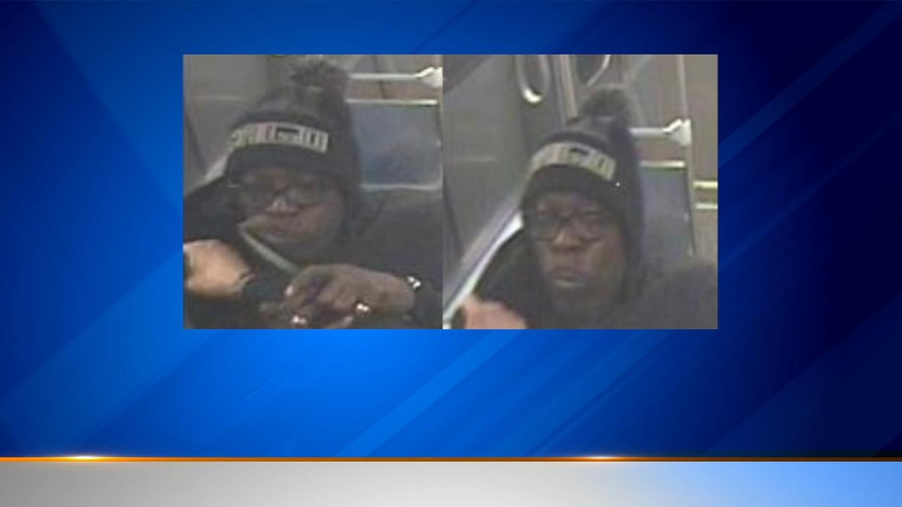 Police release surveillance image of suspect in Red Line stabbing