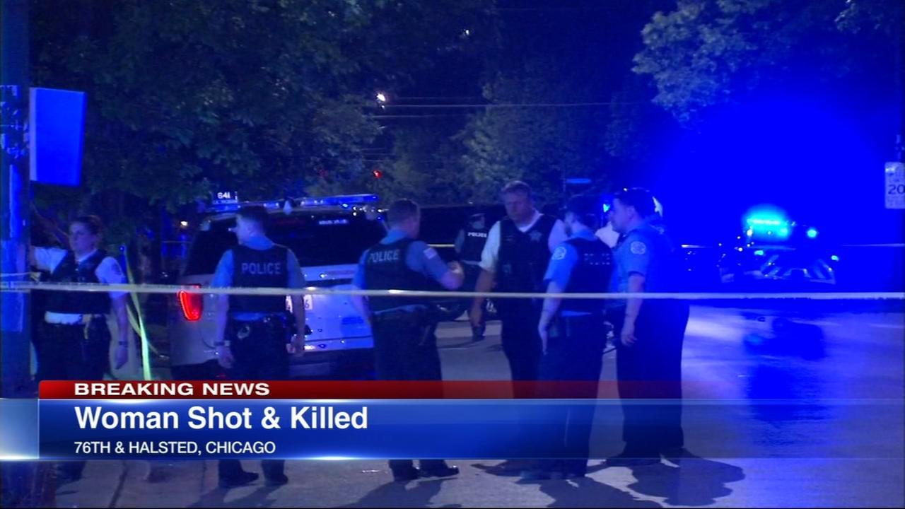 Woman, 20, fatally shot in Auburn Gresham