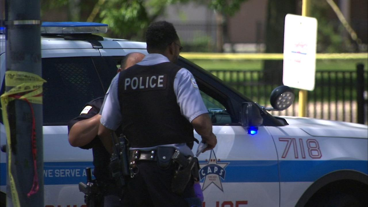 7 killed in Memorial Day weekend gun violence