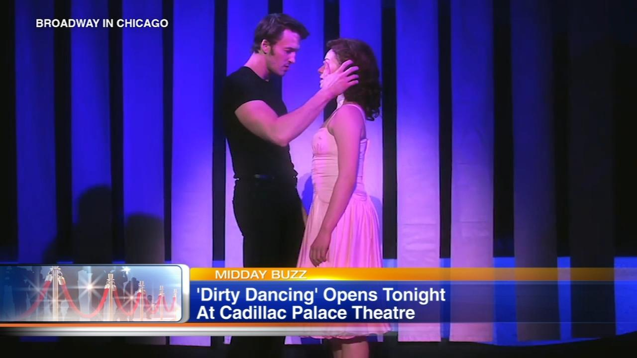'Dirty Dancing' opens at Cadillac Palace Theatre in Chicago