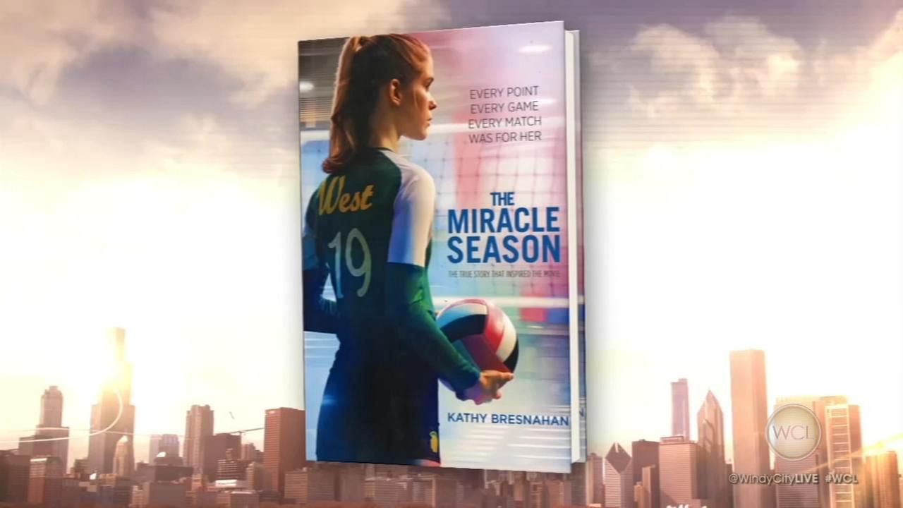 Book The Miracle Season - Coach Kathy Bresnahan