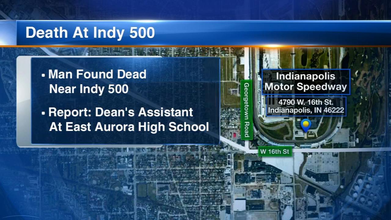 East Aurora HS deans assistant found dead day after Indy 500