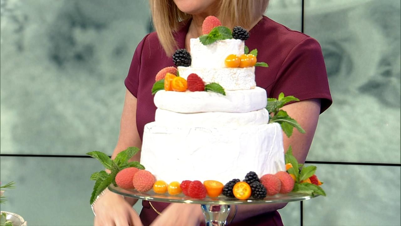 Cheese cakes is hottest new appetizer for weddings, bridal showers