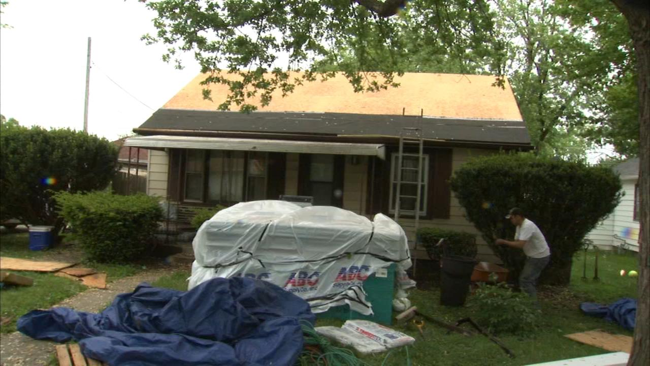 Frankfort contractor finishes job, accused of not finished others, under police investigation