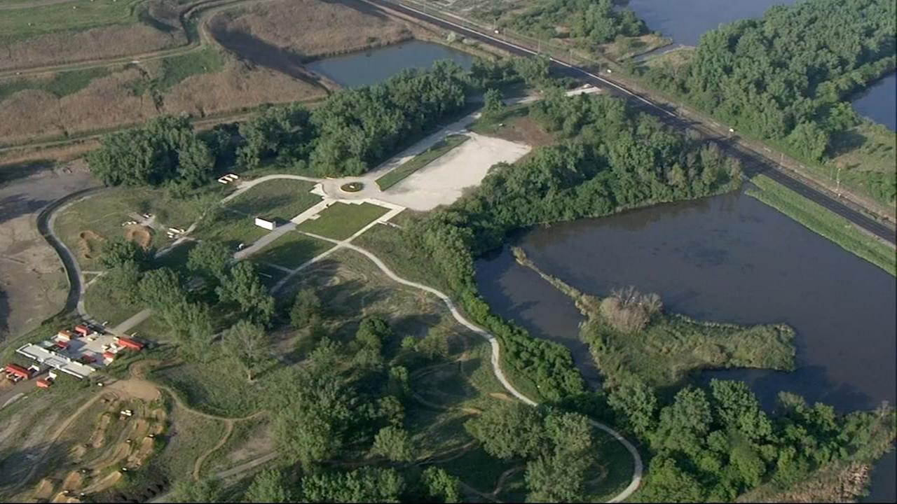Big Marsh Trail wins Meet Me At the Park grant