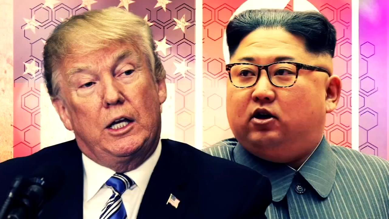 Trump says Singapore summit with Kim is back on, set for June 12