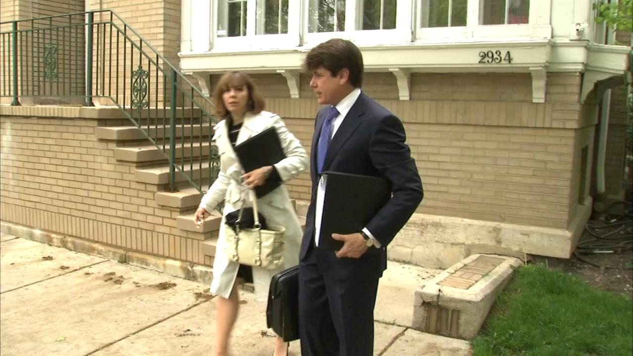 Eric Holder voices support for Rod Blagojevich