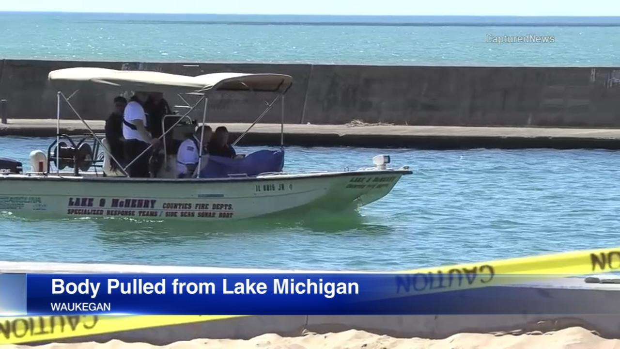 Body pulled from Lake Michigan in Waukegan