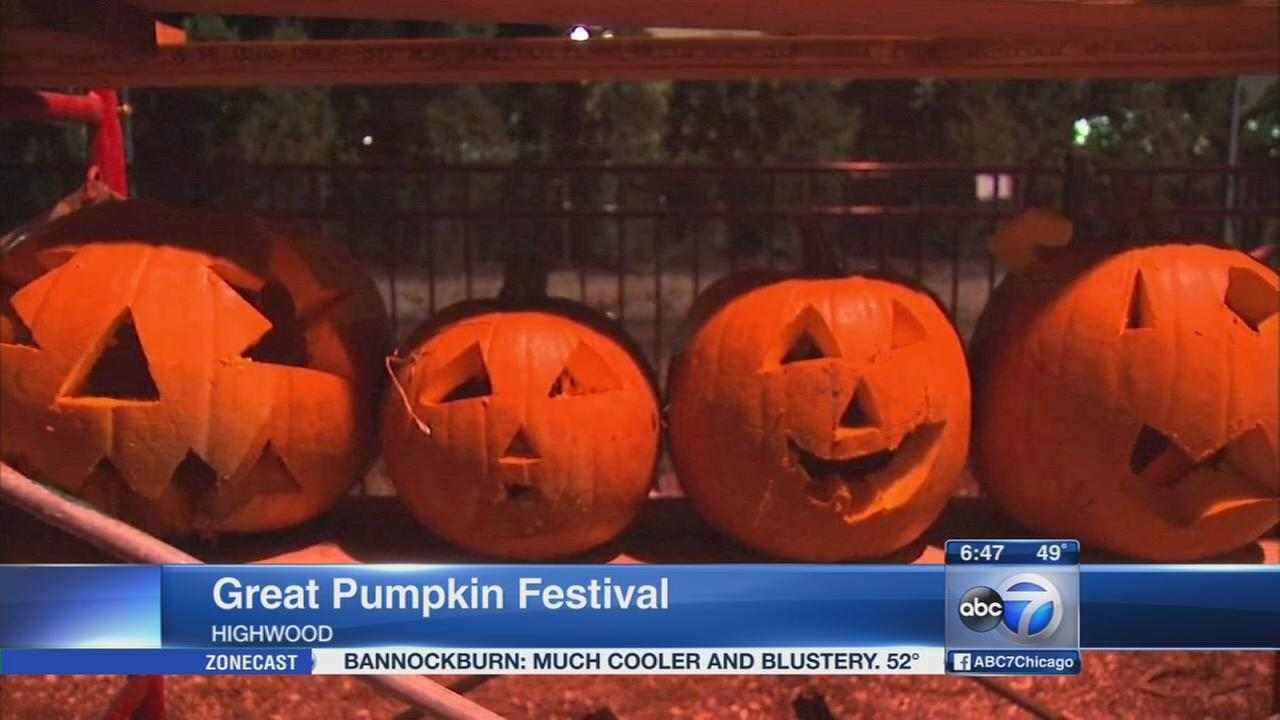 Great Highwood Pumpkin Fest supports autism