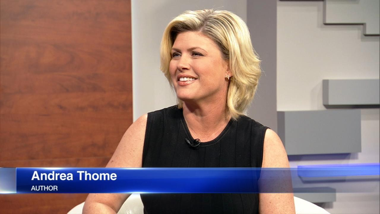 Andrea Thome releases new book, 'House of Belonging'