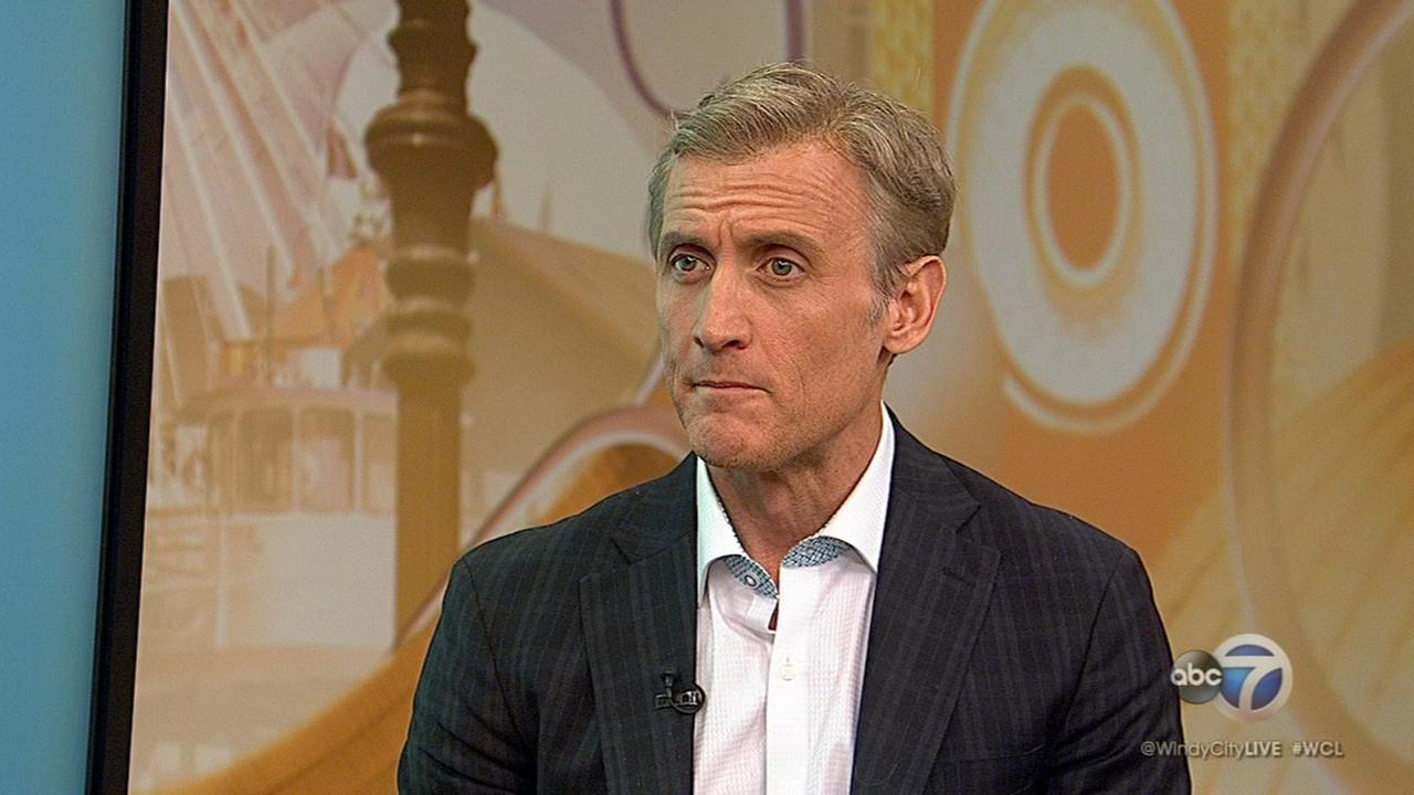 Dan Abrams, ABC News legal analyst, pens book about Lincoln's last trial