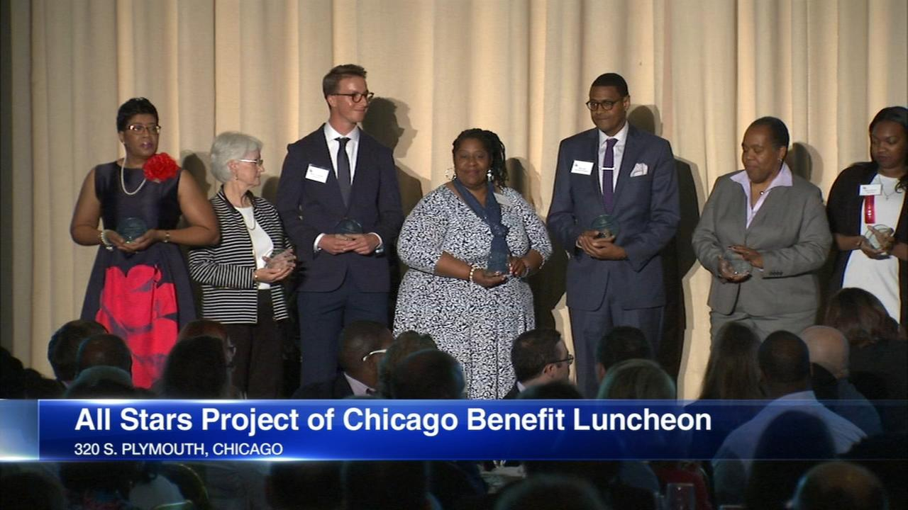 All Stars Project honors business leaders at annual luncheon