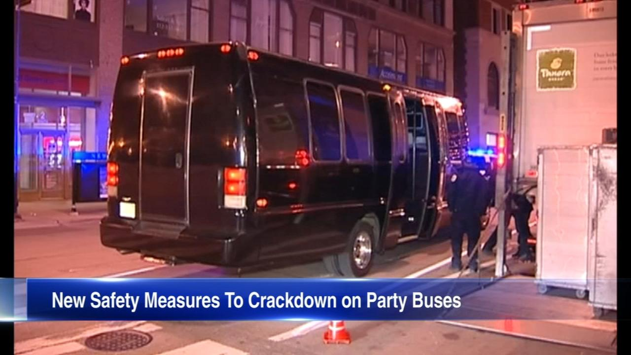 Emanuel says 'the party is over' to illegal party bus operators