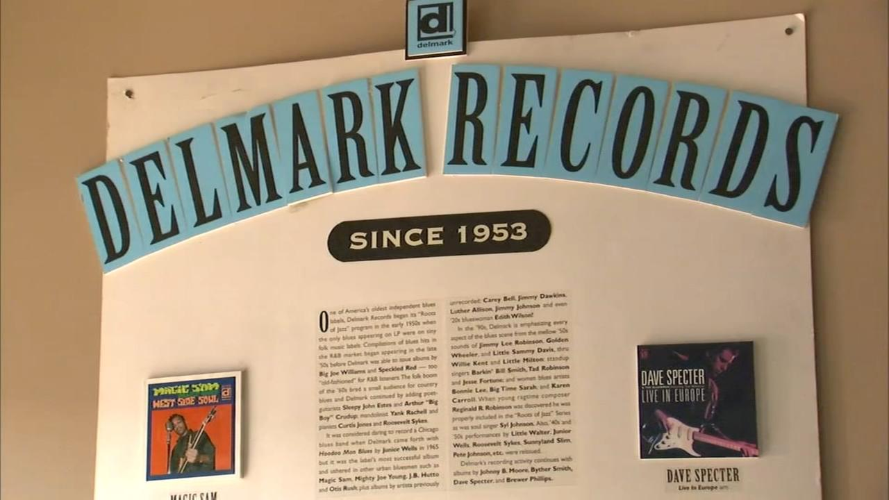 Behind the scenes at Delmark Records ahead of Chicago Blues Fest