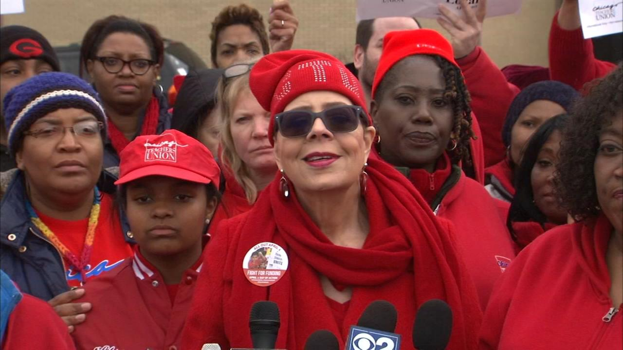 CTU president Karen Lewis undergoes planned medical procedure