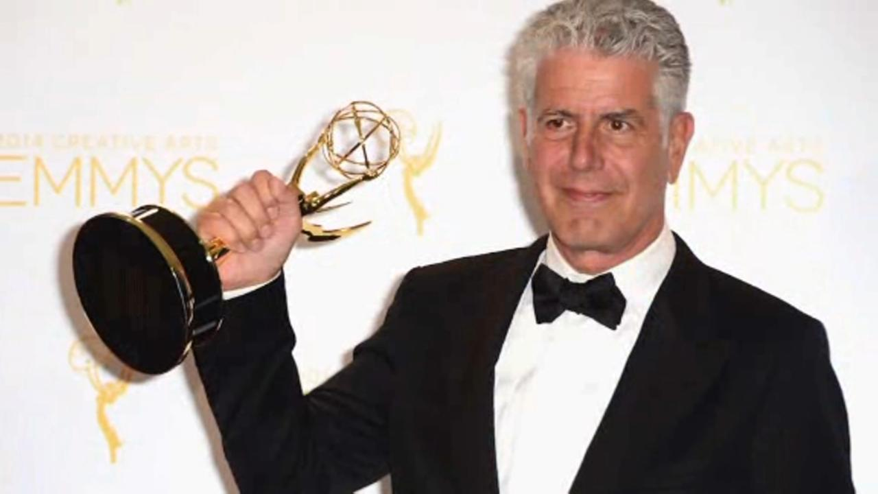 Anthony Bourdain dies of suicide, CNN reports